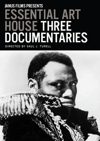Three Documentaries box cover