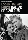 Ballad of a Soldier box cover