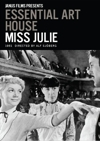 Miss Julie box cover