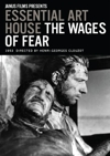 The Wages of Fear box cover