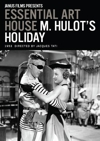 Monsieur Hulot's Holiday box cover