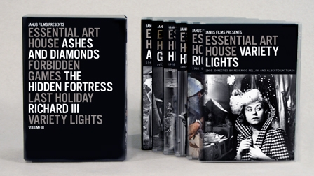 Essential Art House, Volume III