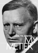 Carl Th. Dreyer—My Metier box cover