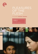 Pleasures of the Flesh box cover