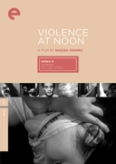 Violence at Noon box cover