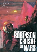 Robinson Crusoe on Mars (Criterion DVD)