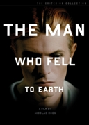 The Man Who Fell to Earth (Criterion DVD)