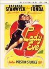 The Lady Eve (Criterion DVD)