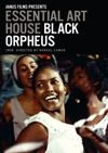 Black Orpheus box cover