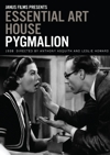 Pygmalion box cover