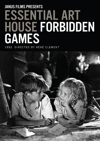 Forbidden Games box cover