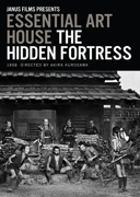 The Hidden Fortress (Essential Art House DVD)