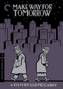 Make Way for Tomorrow  (Criterion DVD)