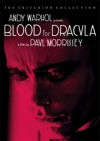 Blood for Dracula (Criterion DVD)