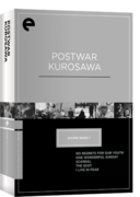 Eclipse Series 7:  Postwar Kurosawa (Eclipse DVD)