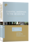 Eclipse Series 19:  Chantal Akerman  in the Seventies (Eclipse DVD)