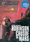 Robinson Crusoe on Mars (Criterion Blu-Ray)