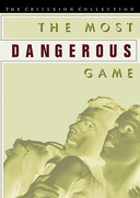 The Most Dangerous Game (Criterion DVD)