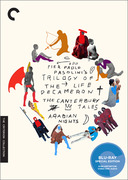 Trilogy of Life (Criterion Blu-Ray)
