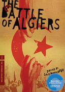 The Battle of Algiers  (Criterion Blu-Ray)