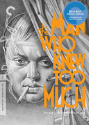 The Man Who Knew Too Much (Criterion Blu-Ray)