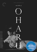 The Life of Oharu (Criterion Blu-Ray)