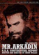 The Complete Mr. Arkadin (Criterion DVD)