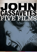 John Cassavetes: Five Films (Criterion DVD)