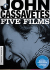 John Cassavetes: Five Films (Criterion Blu-Ray)
