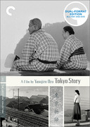 Tokyo Story (Criterion Blu-Ray/DVD Combo)