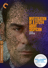Investigation of a Citizen Above Suspicion (Criterion Blu-Ray/DVD Combo)
