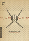 Yojimbo/Sanjuro  Box Set (Criterion DVD)