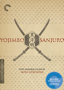 Yojimbo/Sanjuro  Box Set (Criterion Blu-Ray)