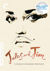 Jules and Jim (Criterion Blu-Ray/DVD Combo)