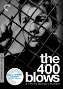 The 400 Blows (Criterion Blu-Ray/DVD Combo)