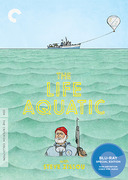 The Life Aquatic with Steve Zissou (Criterion Blu-Ray)