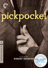 Pickpocket (Criterion Blu-Ray/DVD Combo)
