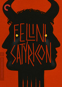Fellini Satyricon (Criterion DVD)