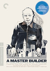 A Master Builder (Criterion Blu-Ray)