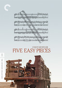 Five Easy Pieces (Criterion DVD)
