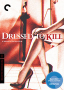 Dressed to Kill (Criterion Blu-Ray)