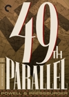 49th Parallel (Criterion DVD)