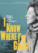 I Know Where I'm Going! (Criterion DVD)