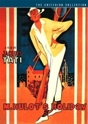 Monsieur Hulot's Holiday (Criterion DVD)