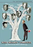 Kind Hearts and Coronets (Criterion DVD)