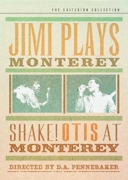 Jimi Plays Monterey & Shake! Otis at Monterey (Criterion DVD)