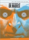 The Testament of Dr. Mabuse (Criterion DVD)