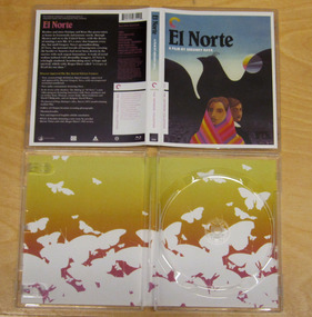 Blu-ray Replacement Case: El Norte
