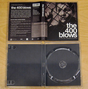 Blu-ray Replacement Case: The 400 Blows