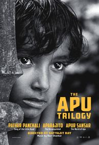 The Apu Trilogy Poster